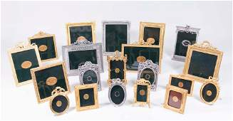 20 Elias 18K Gold Plate Picture Frames