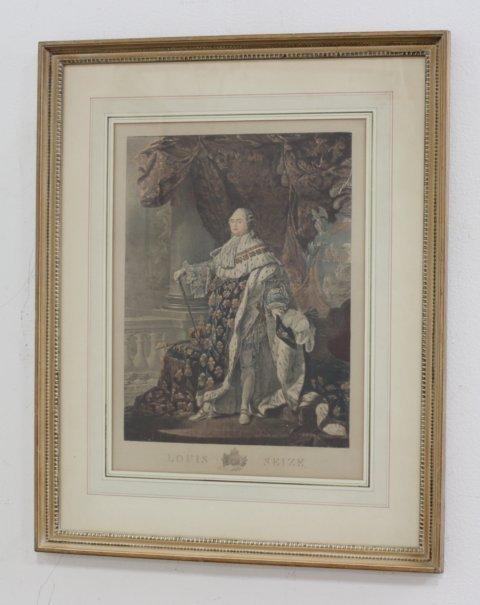 Louis XVI & Marie Antoinette - 2