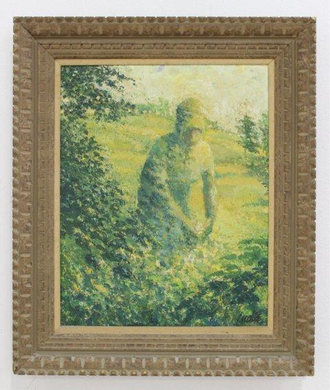 John India, 2 Oils on Canvas - 2