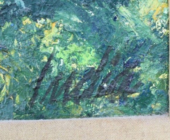 John India, 2 Oils on Canvas - 4