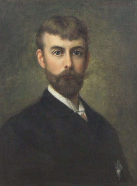 Portrait of Charles Gifford Dyer
