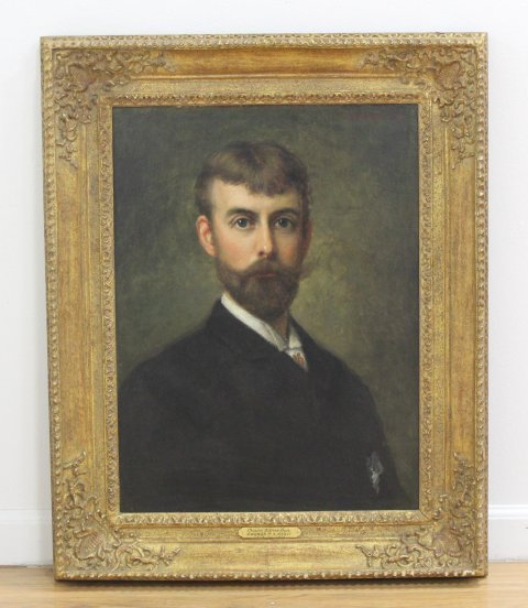 Portrait of Charles Gifford Dyer - 2