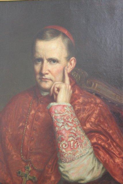George Peter Alexander Healy, Portrait of Cardinal