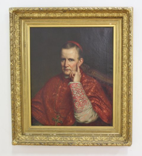 George Peter Alexander Healy, Portrait of Cardinal - 2