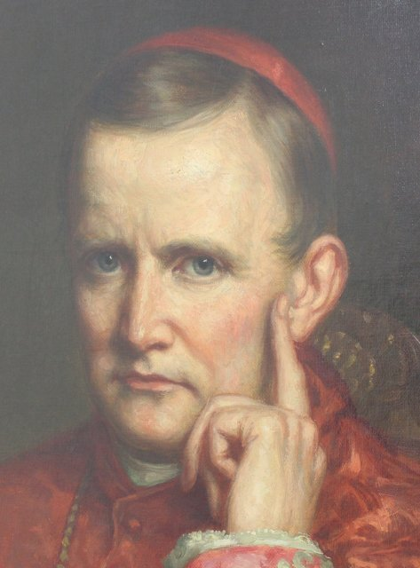 George Peter Alexander Healy, Portrait of Cardinal - 3
