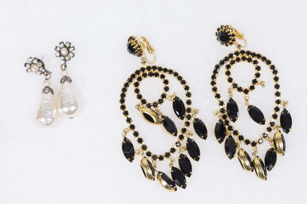 Vintage Costume Jewelry Lot - 4