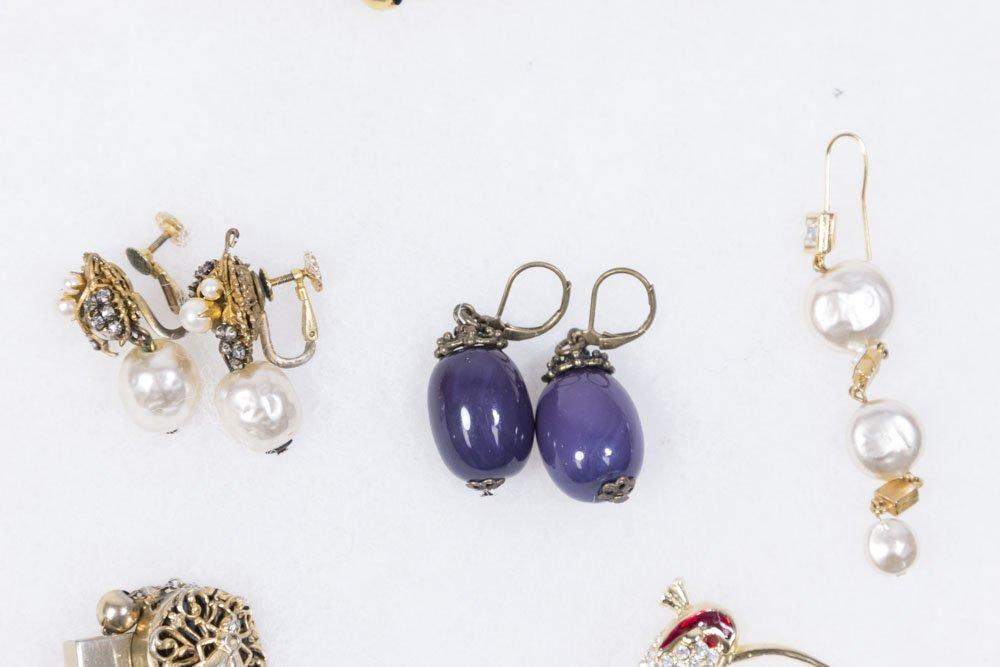 Vintage Costume Jewelry Lot - 5