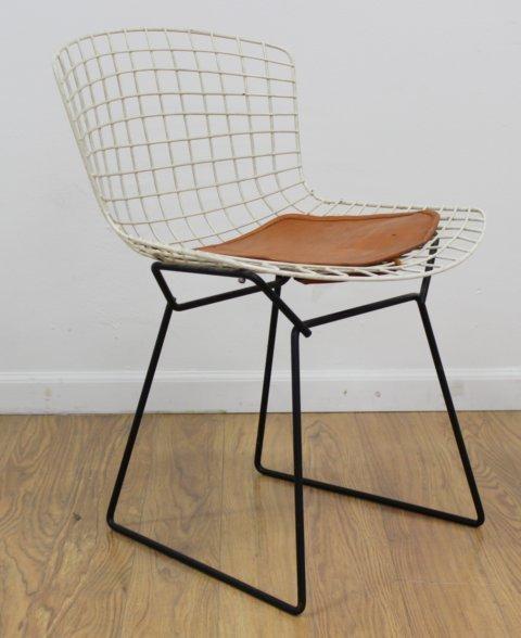 Vintage Knoll Bertoia Mesh Chair