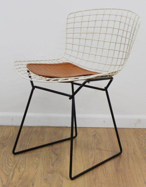 Vintage Knoll Bertoia Mesh Chair - 2