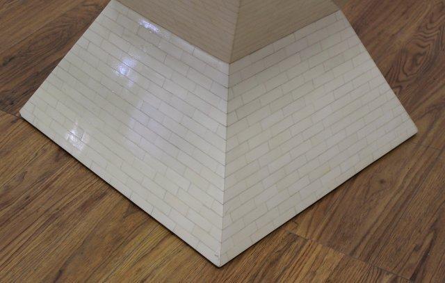 :Enrique Garcel Tessellated Bone Coffee Table - 3