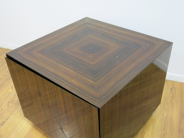 :Modern Rosewood Cabinet - 3