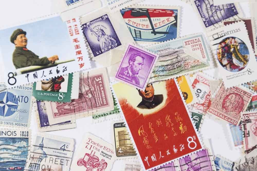 Lot of Stamps - 3
