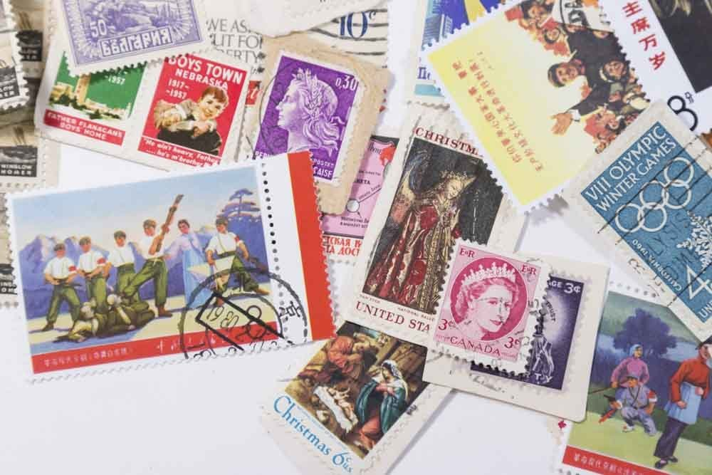 Lot of Stamps - 5