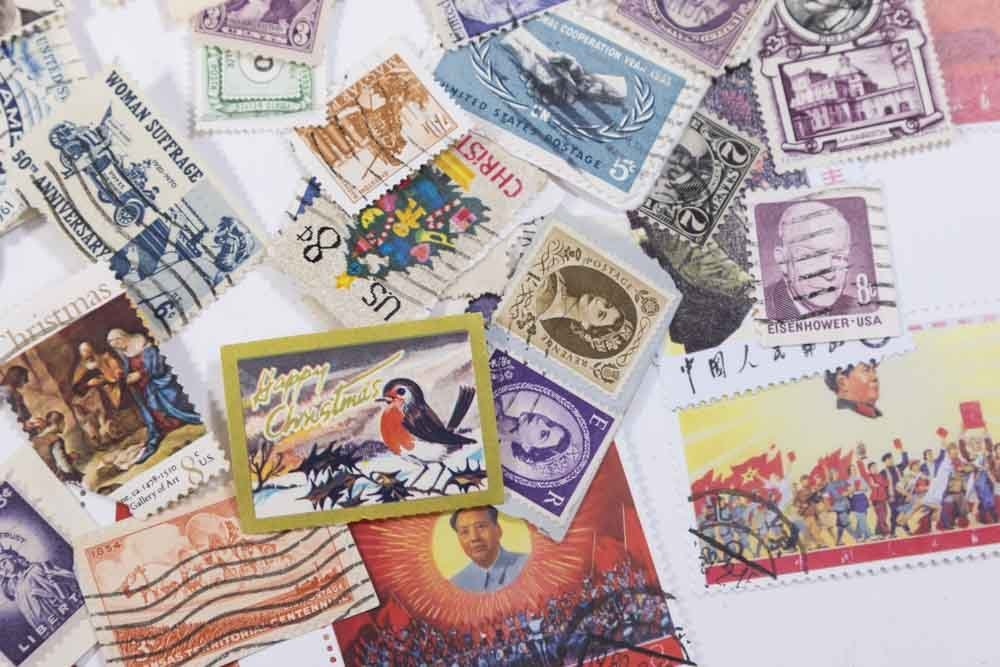 Lot of Stamps - 6