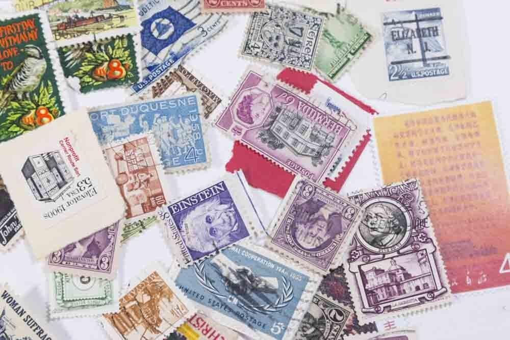 Lot of Stamps - 7