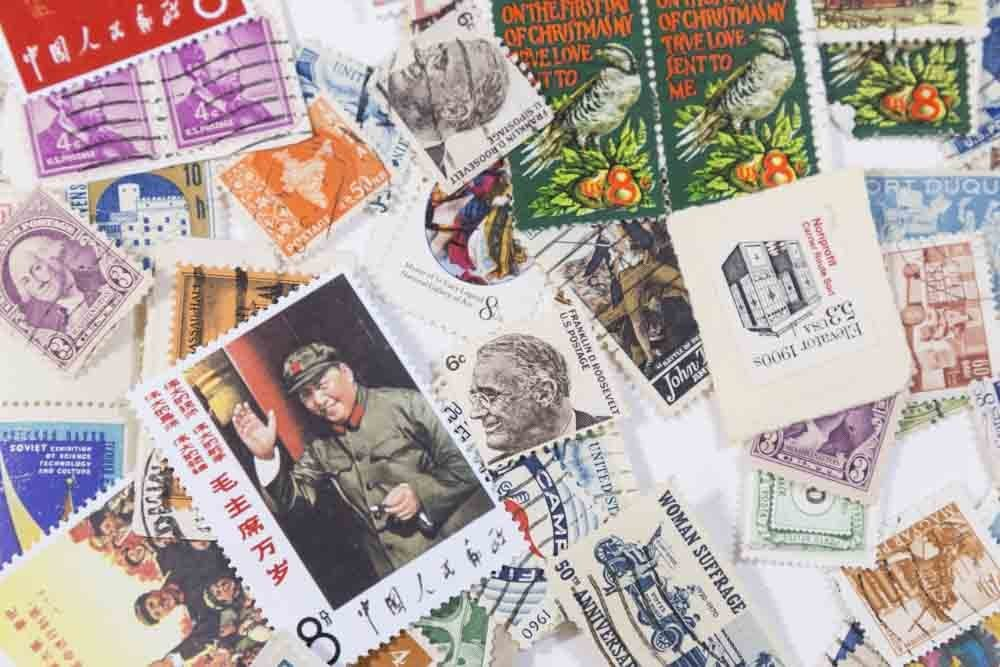 Lot of Stamps - 8