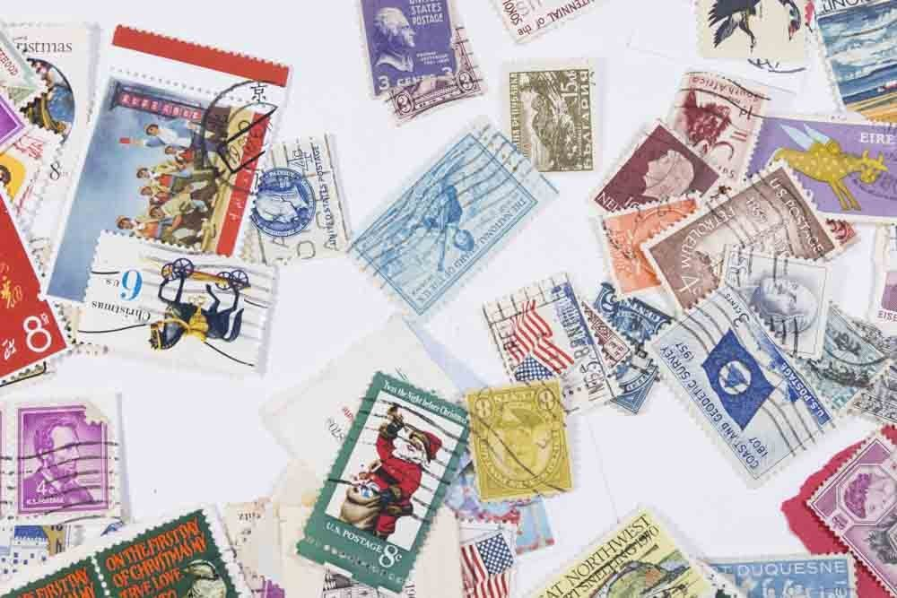 Lot of Stamps - 9
