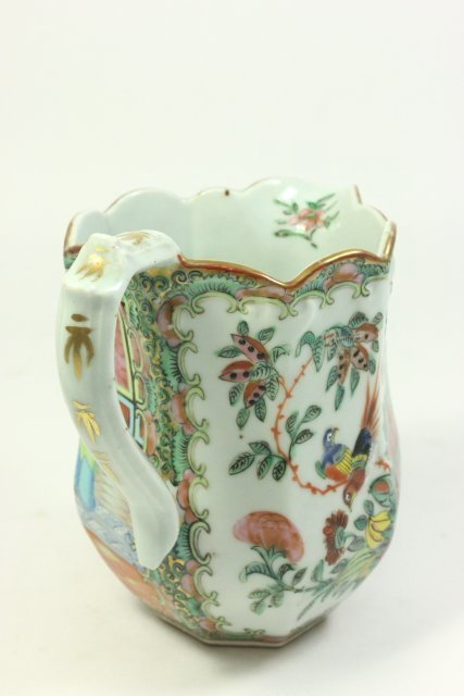 Rose Medallion Pitcher - 5