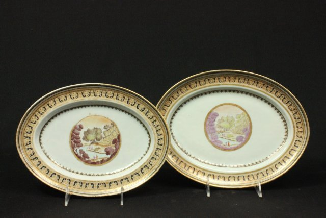 6 Chinese & Chinese Export Porcelain Dishes - 2