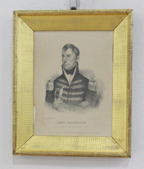 J.T. Bowen, Patrick Henry & General Harrison - 2