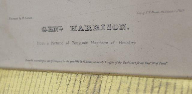 J.T. Bowen, Patrick Henry & General Harrison - 3