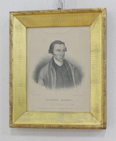 J.T. Bowen, Patrick Henry & General Harrison - 4
