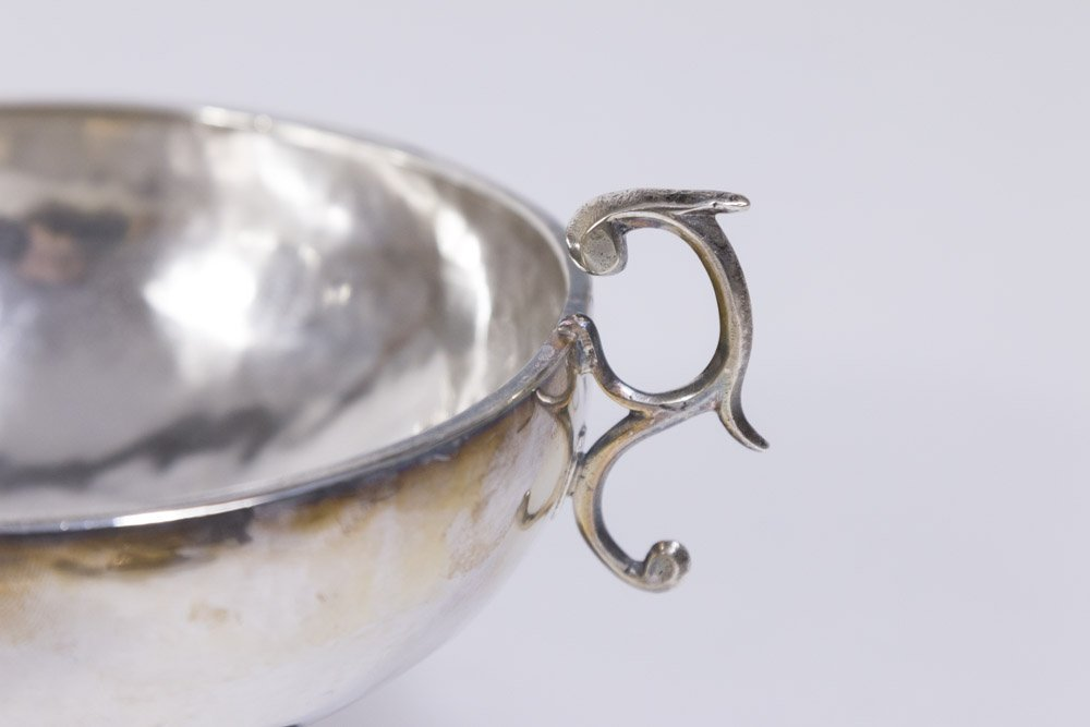 Matched Set 12 Continental Sterling Silver Bowls - 3