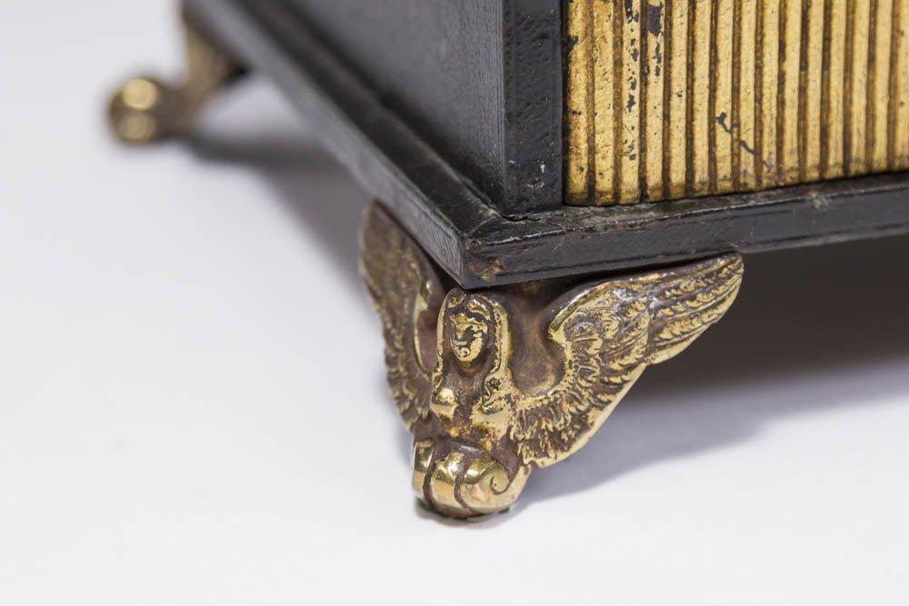 Pair Regency Miniature Bookcase/Lap Desk - 2