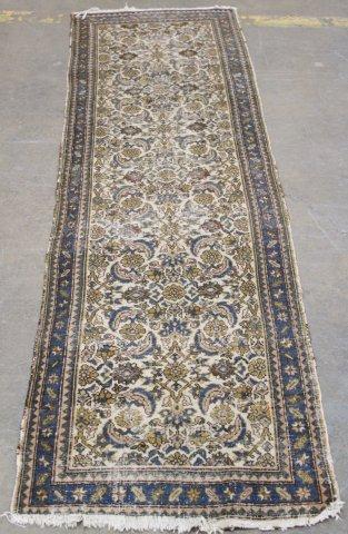 Hamadan Wool Runner Rug/Carpet