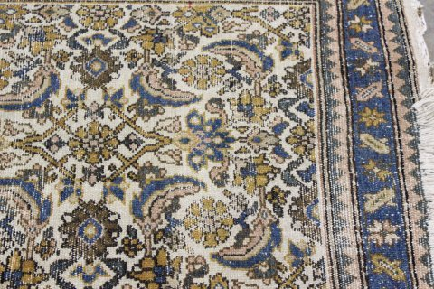 Hamadan Wool Runner Rug/Carpet - 2