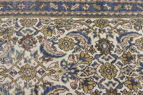 Hamadan Wool Runner Rug/Carpet - 3