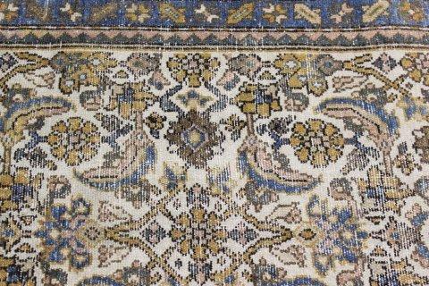 Hamadan Wool Runner Rug/Carpet - 4