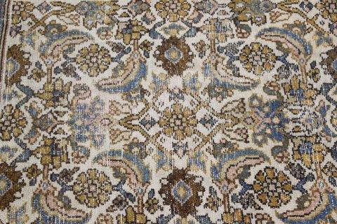 Hamadan Wool Runner Rug/Carpet - 5