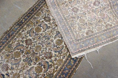 Hamadan Wool Runner Rug/Carpet - 6