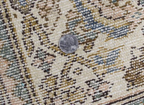 Hamadan Wool Runner Rug/Carpet - 7