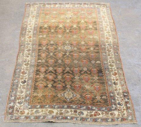 Kurdish Wool Rug/Carpet