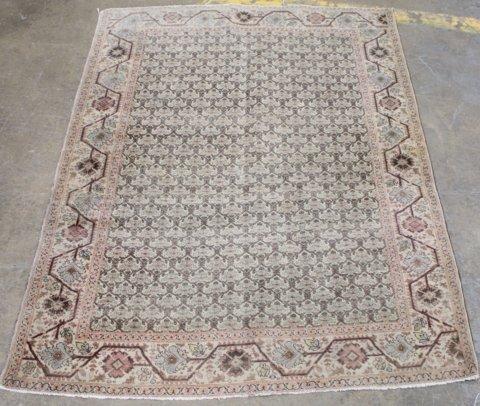 Tabriz Wool Rug/Carpet