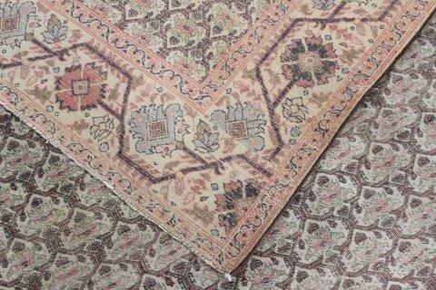 Tabriz Wool Rug/Carpet - 4