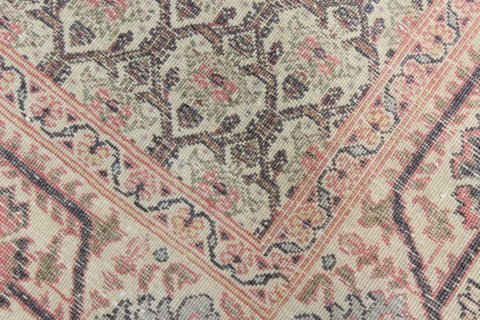 Tabriz Wool Rug/Carpet - 5