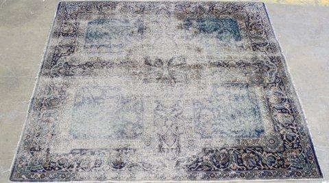Antique Indo-Caucasian Wool Rug/Carpet