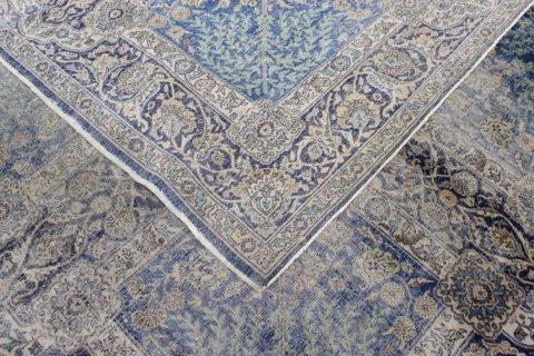 Antique Indo-Caucasian Wool Rug/Carpet - 6