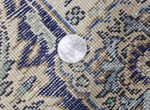 Antique Indo-Caucasian Wool Rug/Carpet - 7