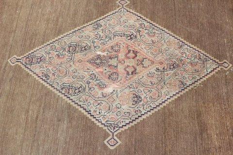 Antique Seneh Wool Rug/Carpet - 2