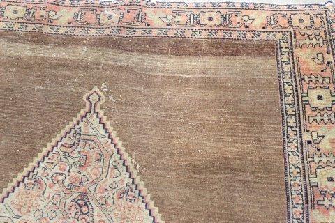 Antique Seneh Wool Rug/Carpet - 3
