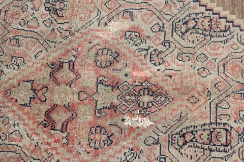 Antique Seneh Wool Rug/Carpet - 5