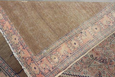 Antique Seneh Wool Rug/Carpet - 6