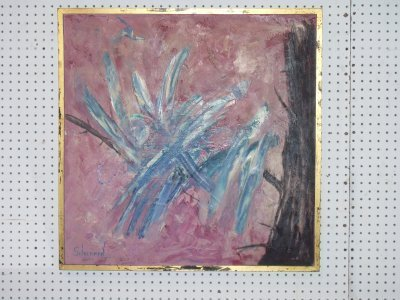 605: ABSTRACT PAINTING