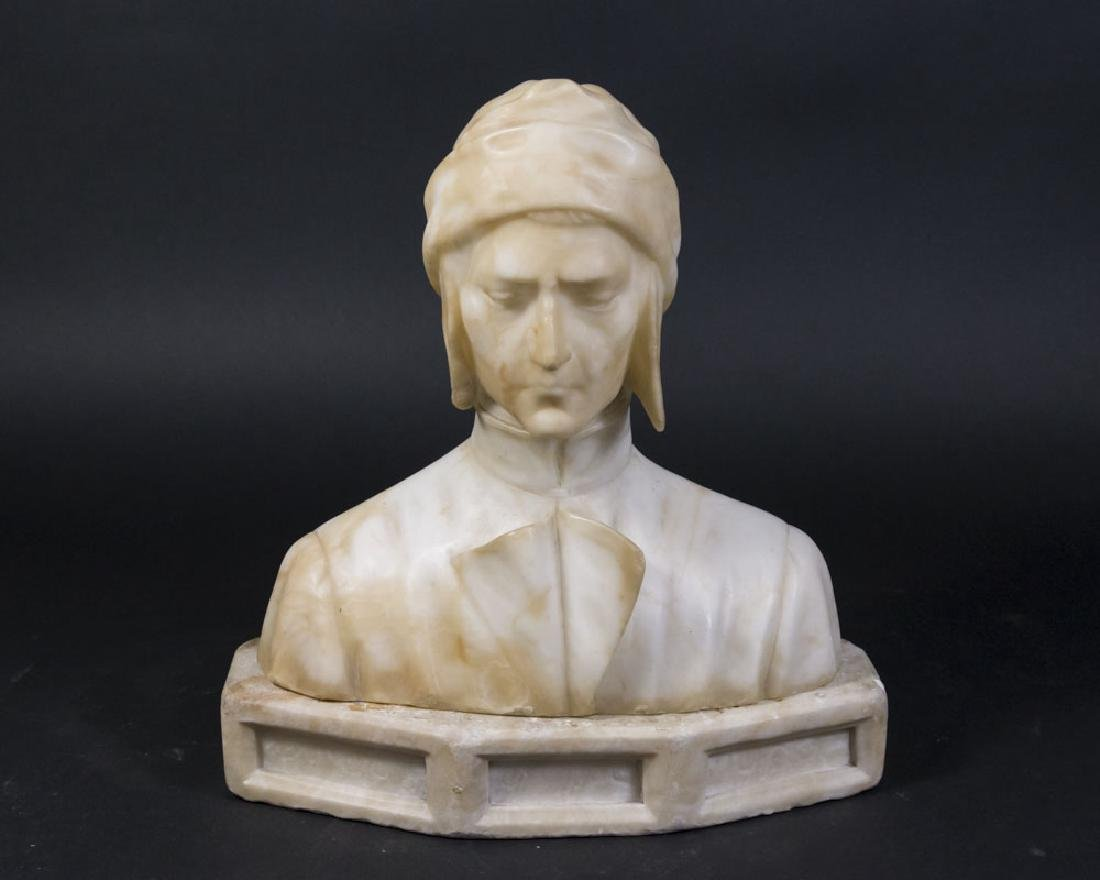 Alabaster Dante on Base