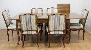 Irwin Dining Room Table & 6 Chairs