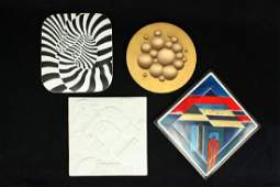 4 Rosenthal StudioLinie Annual Plates